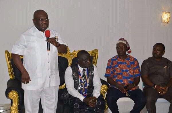 Emulate Ihudiya's life of service and sacrifice for the good of others–Ikpeazu Charged Ochunkwo's Family