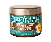 Logo Diventa tester dello Scrub Drenante Geomar Sugar