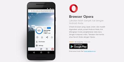 Simak Bagaimana Cara Opera Bersaing Di Pasar Indonesia