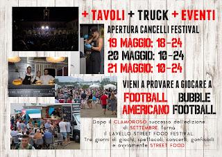 Lavello Street Food Festival 19-20-21 maggio Calolziocorte (LC)