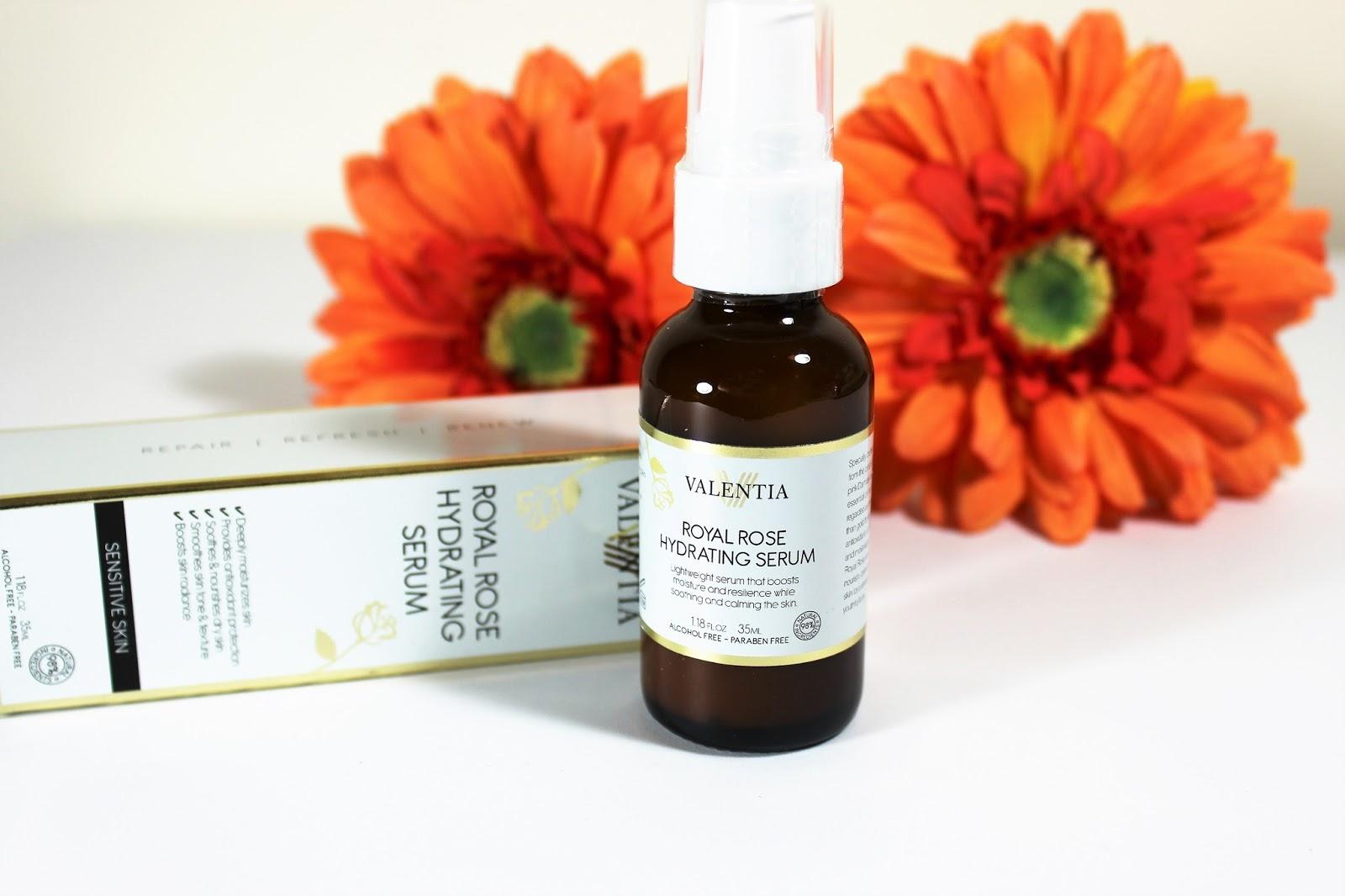 Serum Review Rose Oil