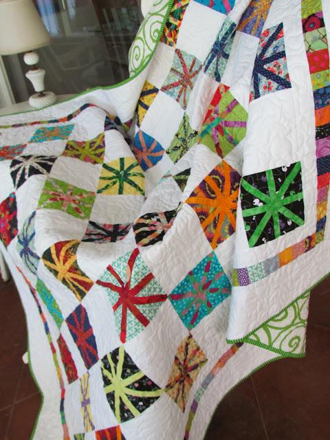 Asterisk Quilt For Sale