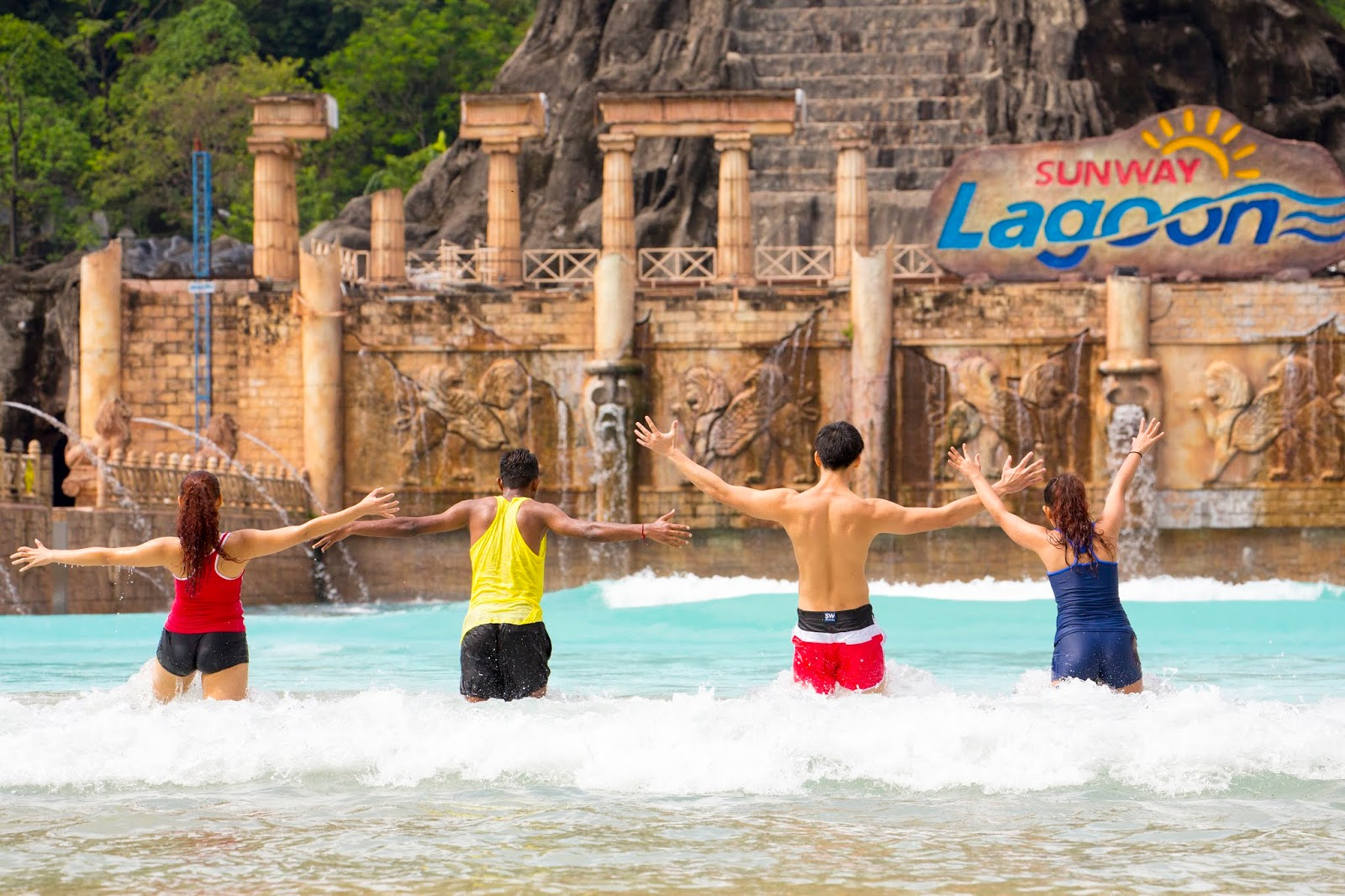 [Event] Kick Off 10 Things From Your Bucket List at Sunway Lagoon