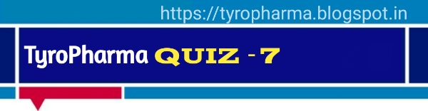 Tyro Pharma Quiz - 7