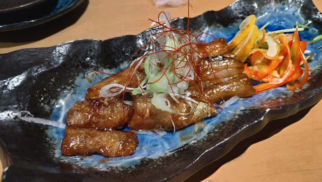 長崎駅前の美味しいおすすめ居酒屋をご案内します!魚河岸がれーじ駅前店 太刀魚