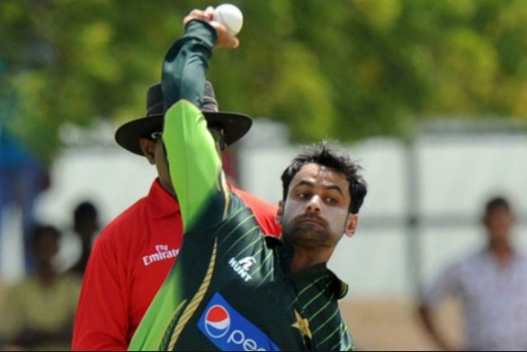 #Cricket #Hafeez #ICC #PCB