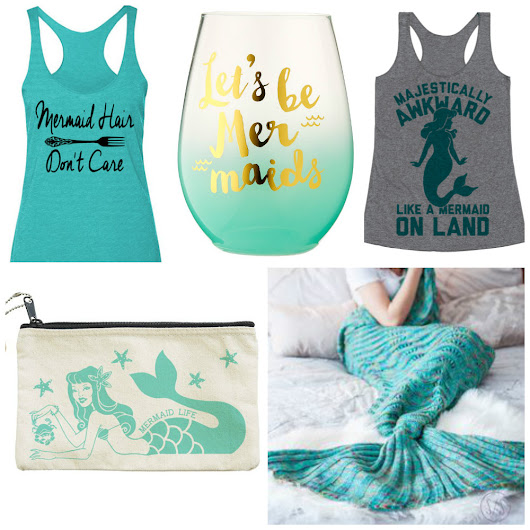 That Mermaid Life