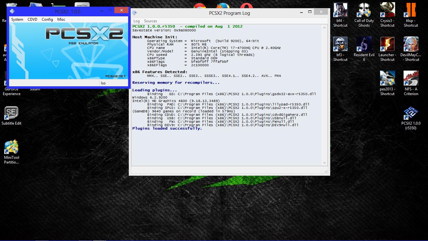 Cara Setting PCSX2 Agar Tidak Lemot