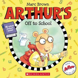 Arthur's Off to School