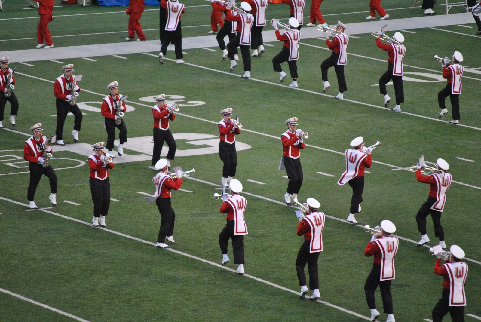Strike Up The Badger Band They Used To Call Me Pointdexter
