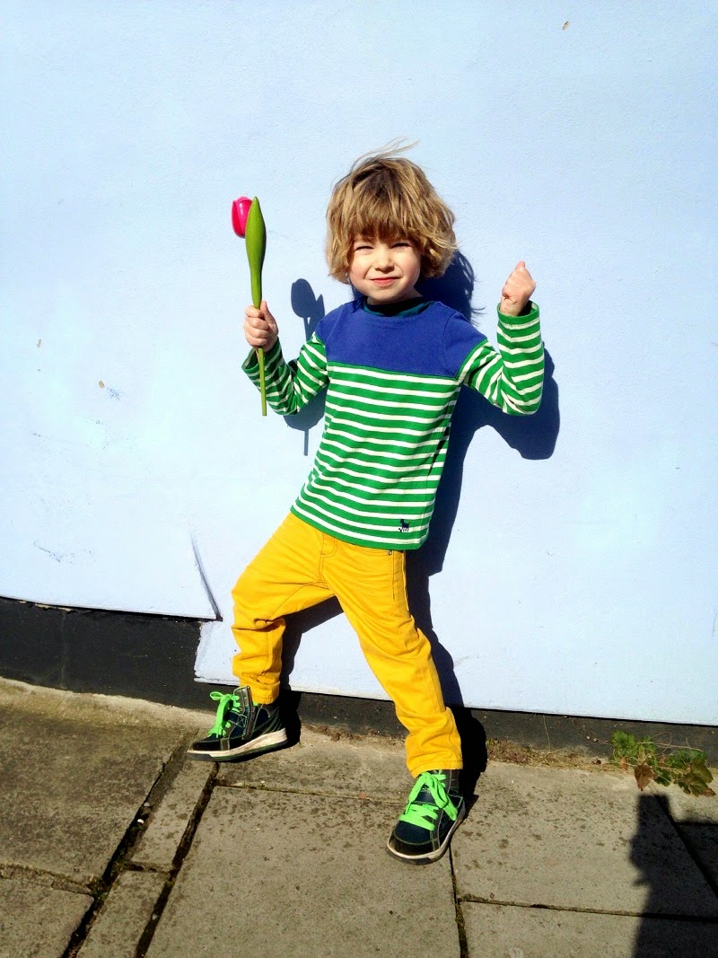 Boden for kids colourful spring clothes