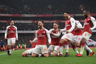 مباشر مشاهدة مباراة ارسنال وتوتنهام هوتسبير بث مباشر 2-12-2018 الدوري الانجليزي الممتاز يوتيوب بدون تقطيع