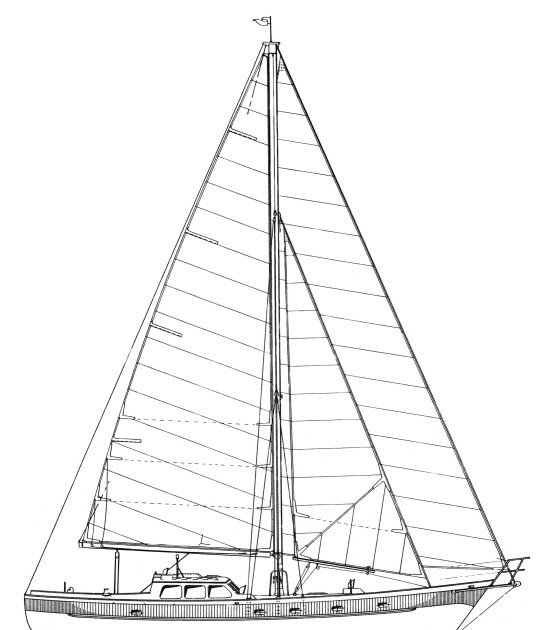 S/V Wildthing: Specifications