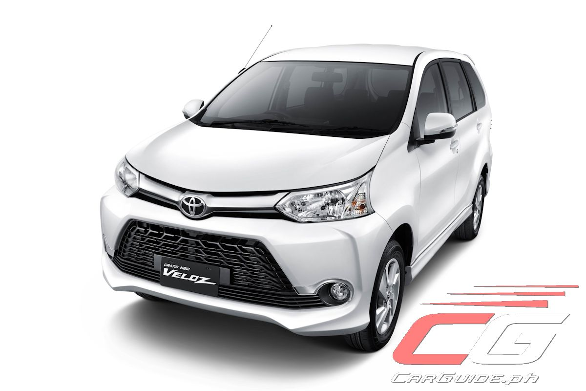 double din grand new veloz all alphard 2018 toyota motor philippines adds a sporty avanza variant