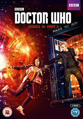 Doctor Who Series 10 Part 2: DVD Review