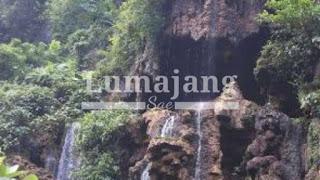 Wisata Alam Air Terjun Goa Tetes Pronojiwo Lumajang