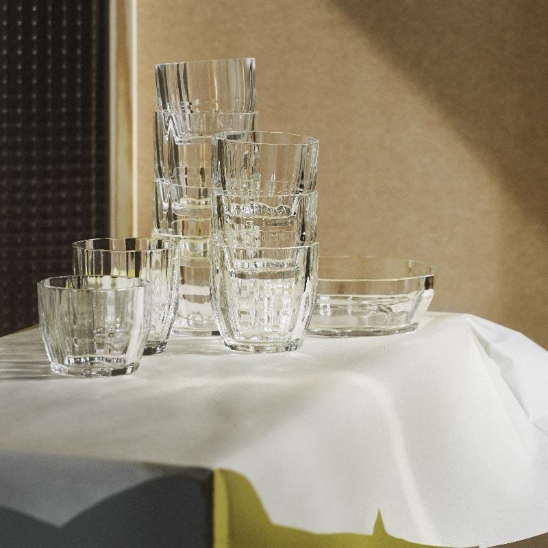 accessori vetro pressato IKEA