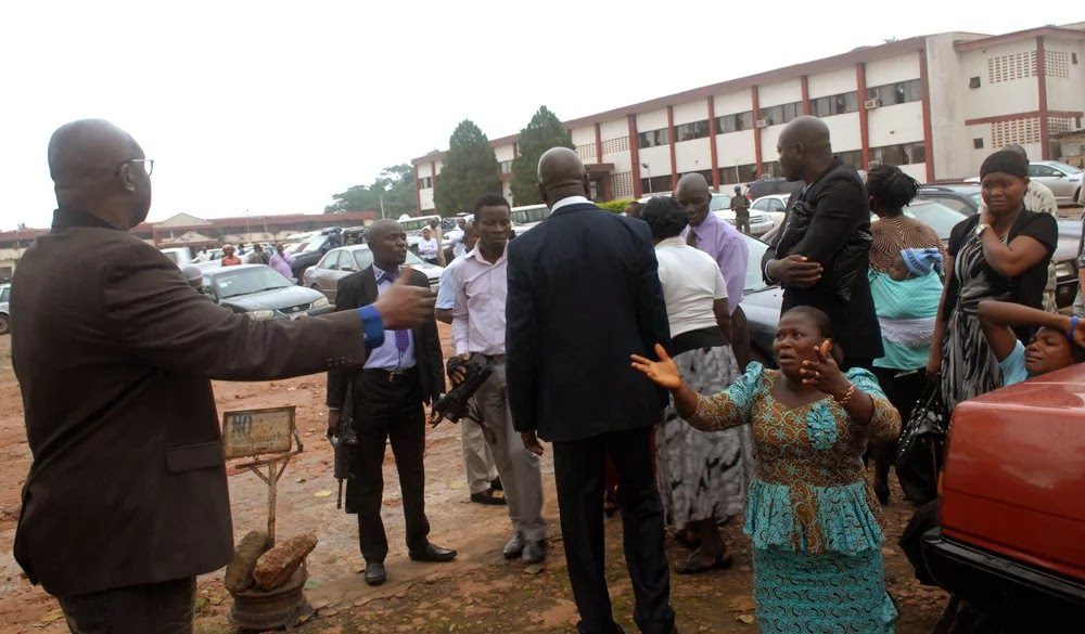 fayose punish civil workers