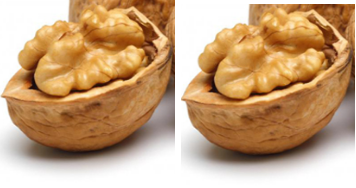 Walnuts for glowing skin-