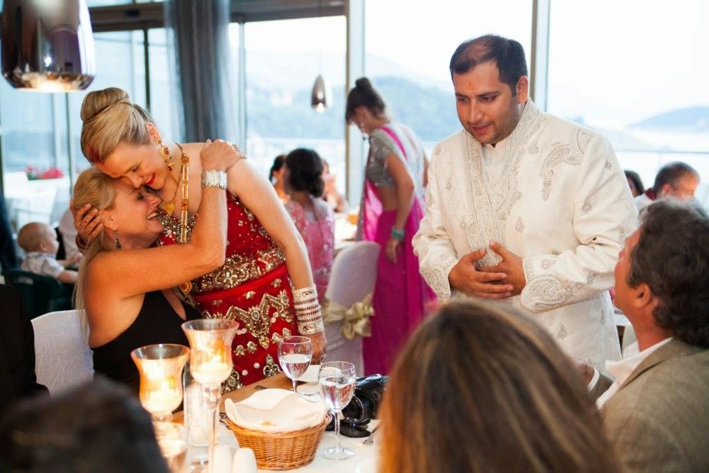 Indian russian wedding