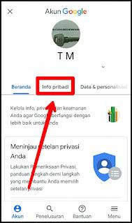 Cara Mengganti Foto Profil Gmail di HP Android 6