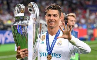 ألقاب رونالدو مع ريال مدريد