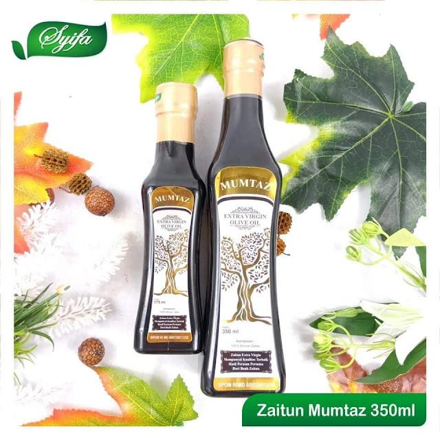 Minyak Zaitun Olive Oil Mumtaz