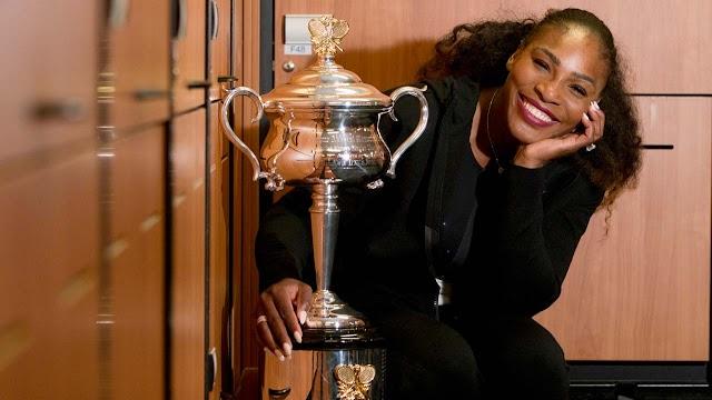 Superb Serena Williams sets slam record after beating VENUS Williams