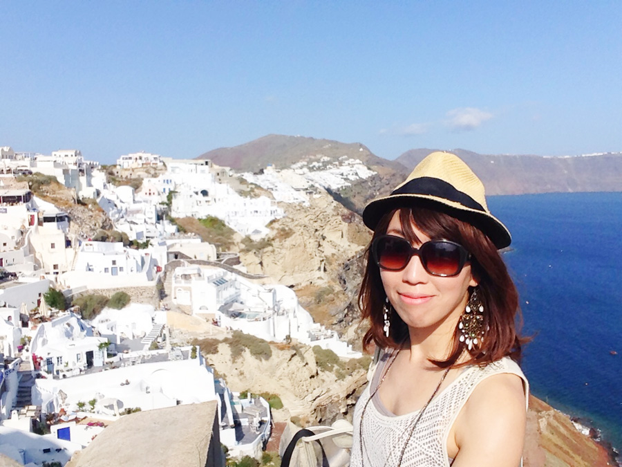 Santorini, Greece - Celebrity Cruise Vacation