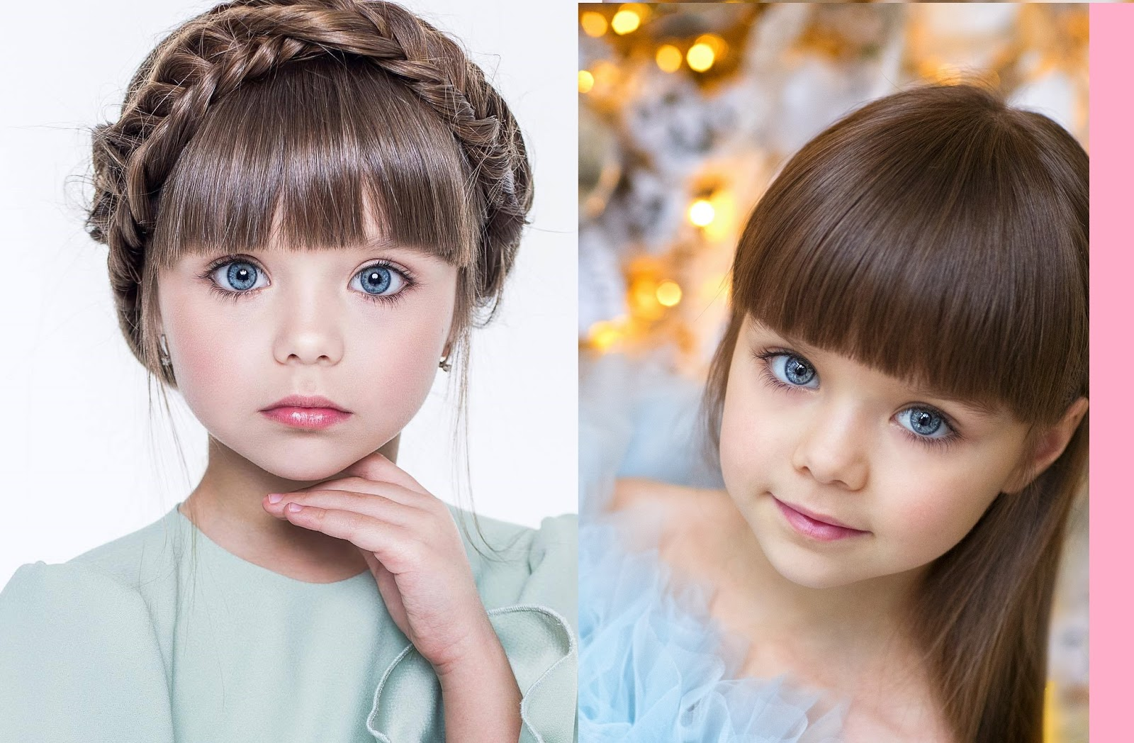 6-Year-Old Named The Most Beautiful Girl In The World And -7822