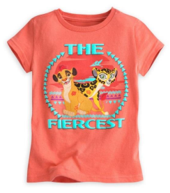 Disney Store The Lion Guard t-shirt