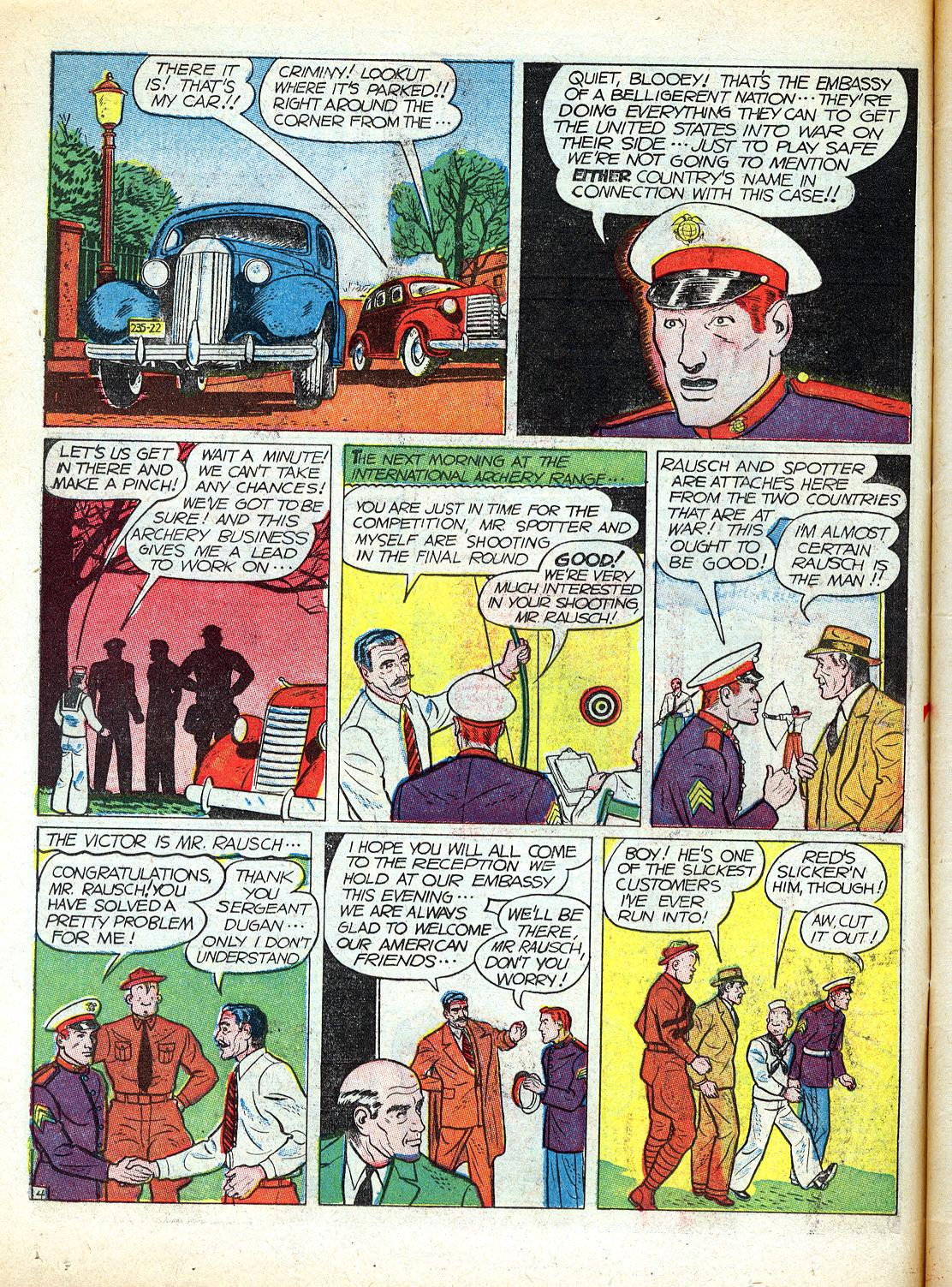 Read online All-American Comics (1939) comic -  Issue #12 - 6