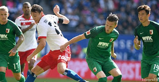 Augsburg vs Stuttgart Live Streaming online Today 18.02.2018 Bundesliga