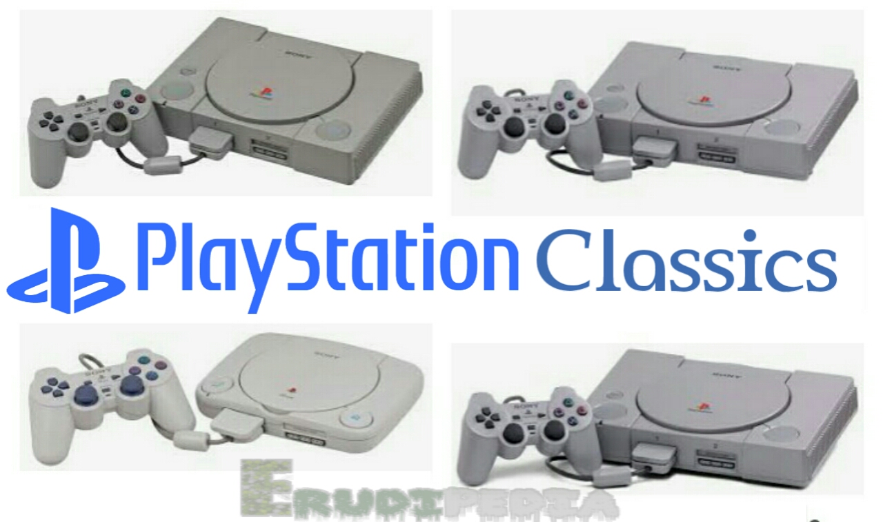 Playstation Classics the full game list