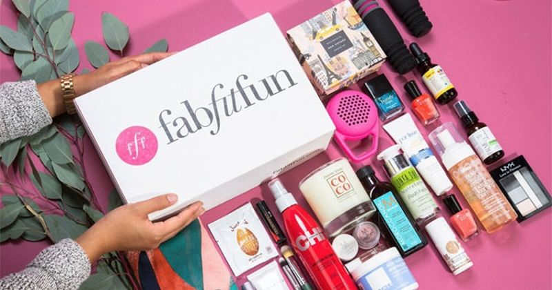 Lifestyle Subscription Boxes - FabFitFun