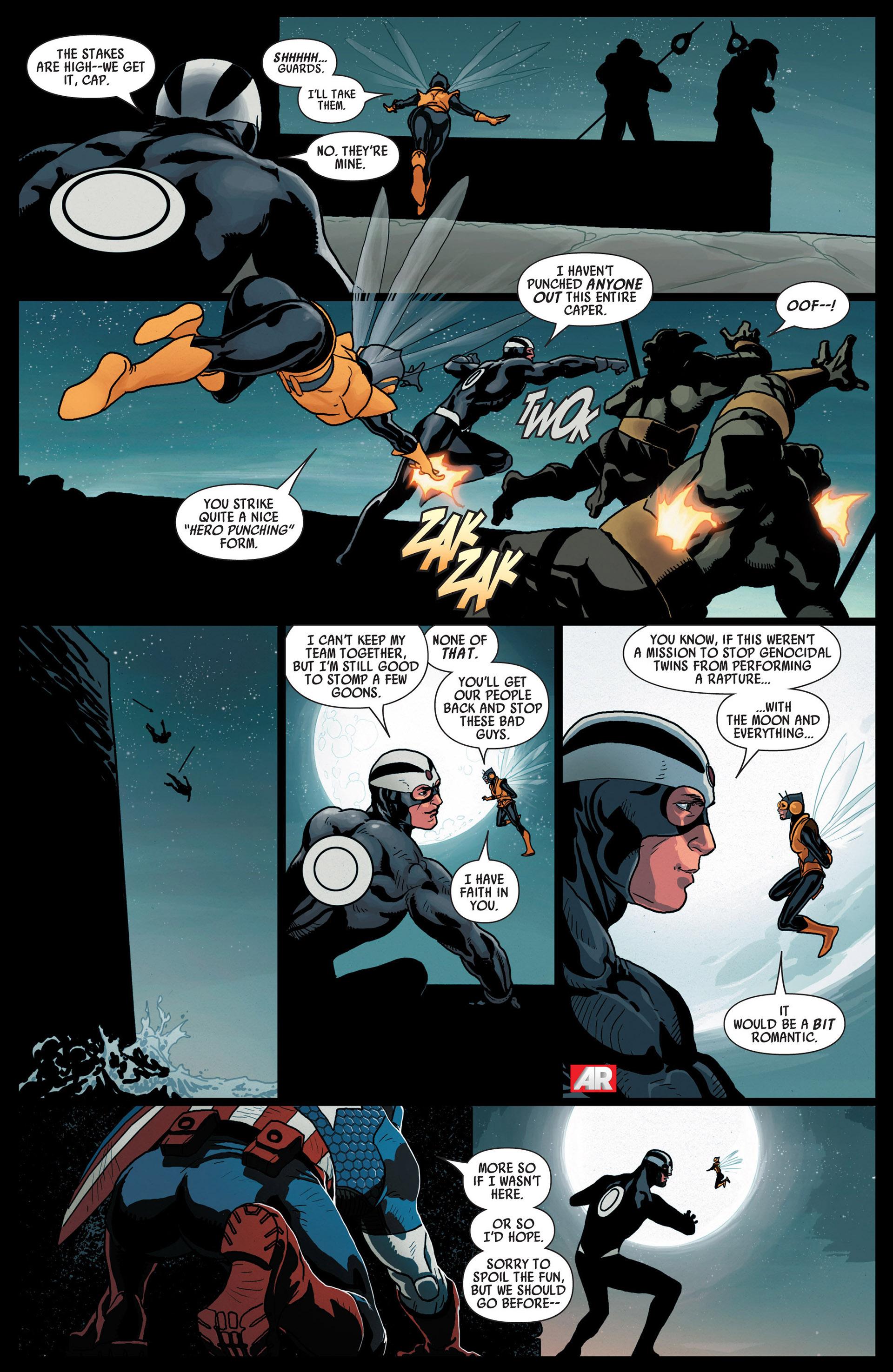 Read online Uncanny Avengers (2012) comic -  Issue #12 - 12