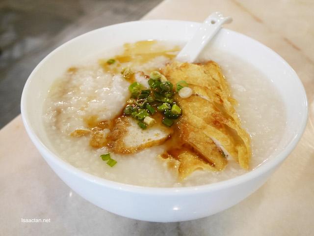 Homemade Porridge - RM7