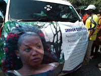 Ujaluo ni gharama kweli! See the food that was cooked at SHARON OTIENO's  burial, No cheap meal (PHOTOs).