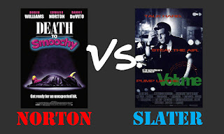 Death to Smoochy vs Pump Up the Volume