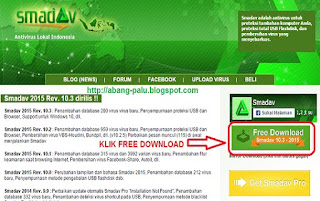 cara download smadav
