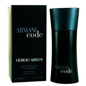 Armani Code by Giorgio Armani, Eau De Toilette Spray for Men