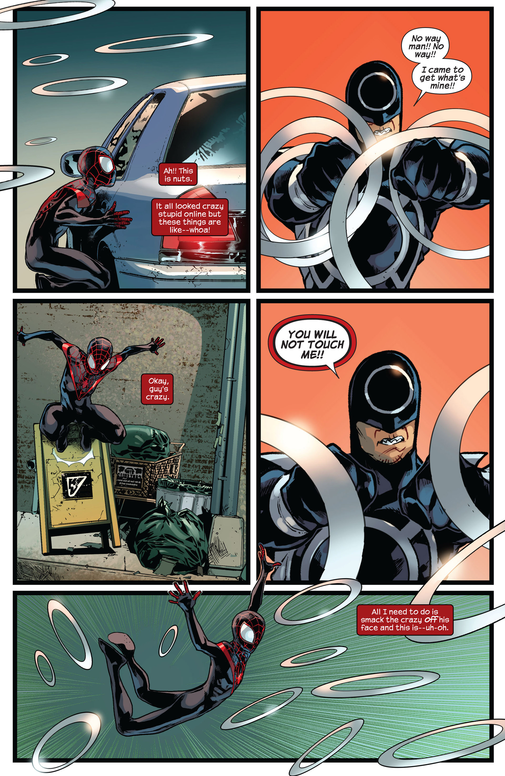 Read online Ultimate Comics Spider-Man (2011) comic -  Issue #8 - 19