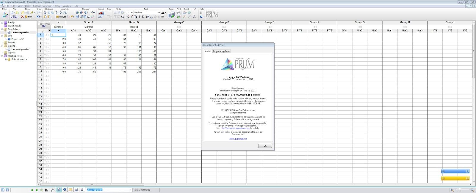 GraphPad Prism v8.0.2.263 Full version