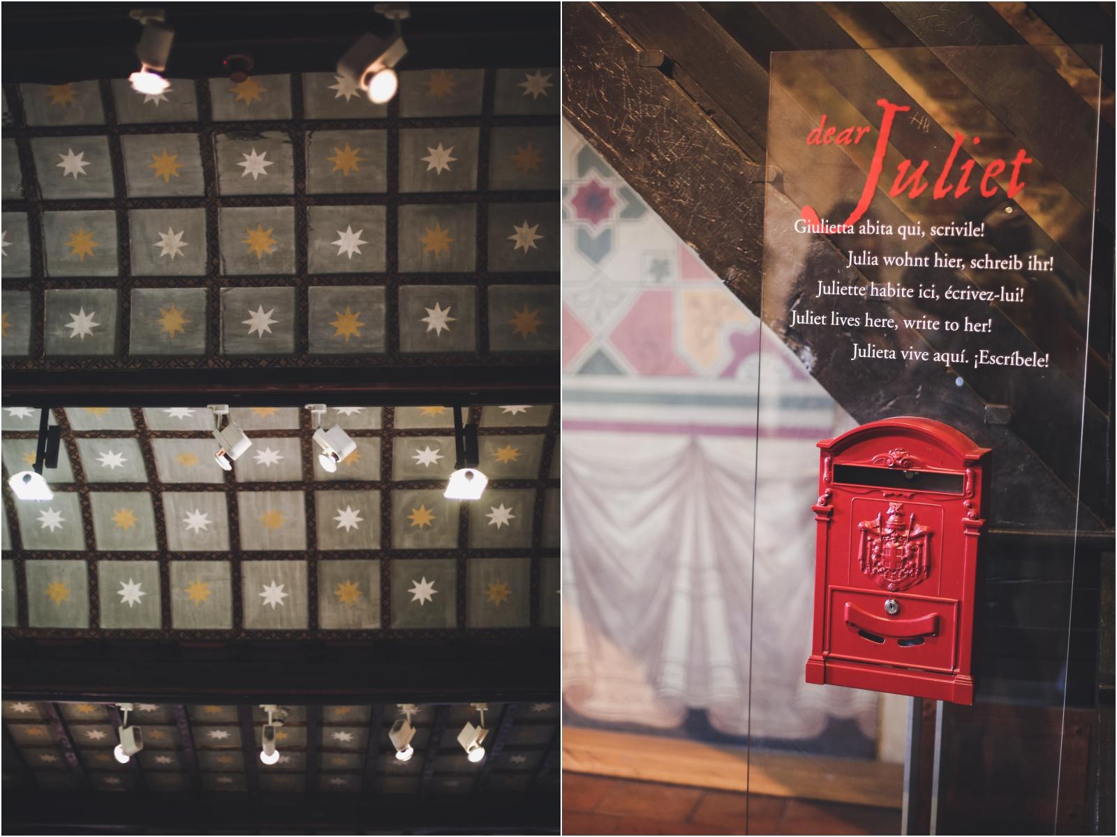 Casa Di Giulietta, la visite de la Maison de Juliette