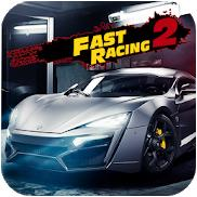 Download Fast Racing 2 MOD APK