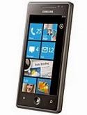 Samsung Omnia 7 I8700 Specs