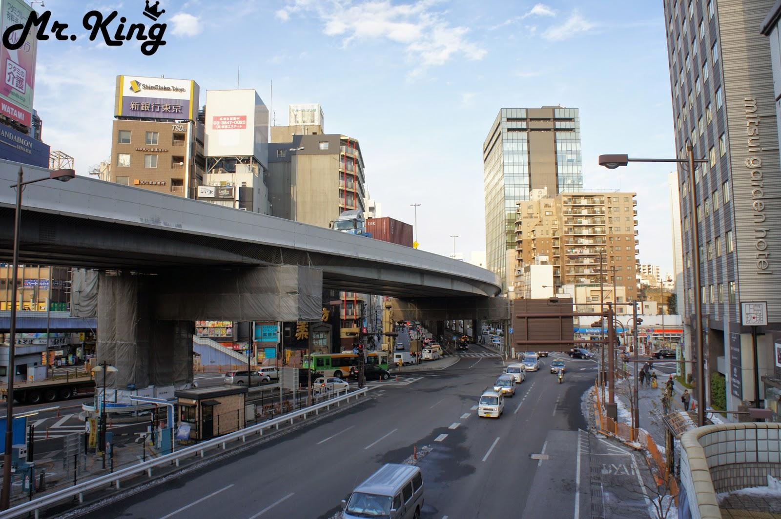 【2013冬】東京考察第2回:風華不再的上野機車街