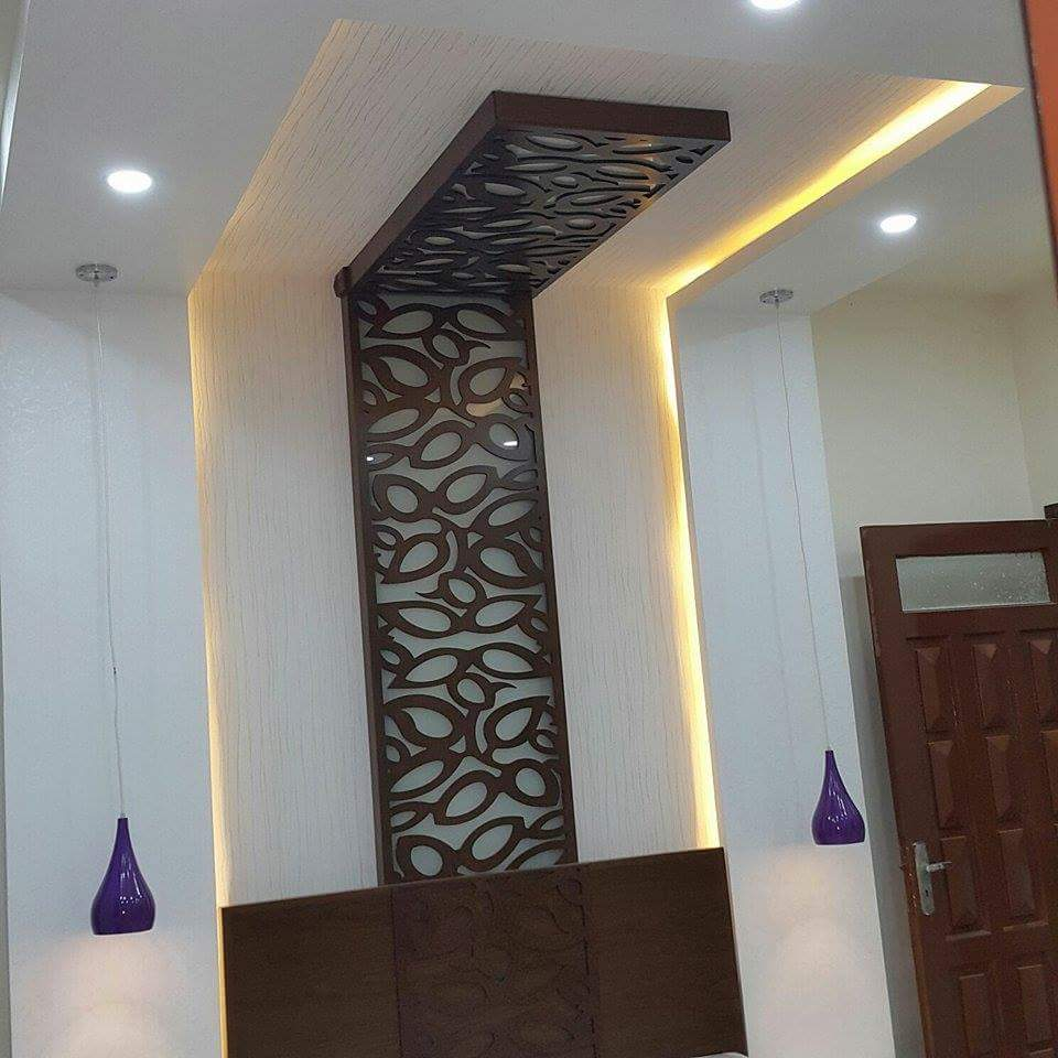 Cnc Kitchen Design: 30 Interior Wooden CNC Furniture And Ceiling Decorating