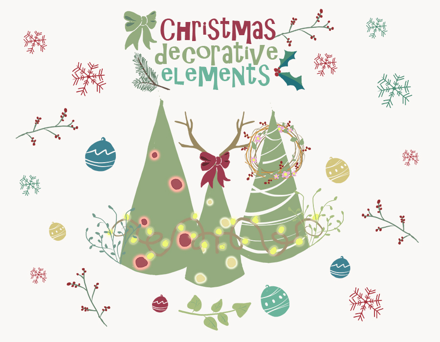 Christmas Elements