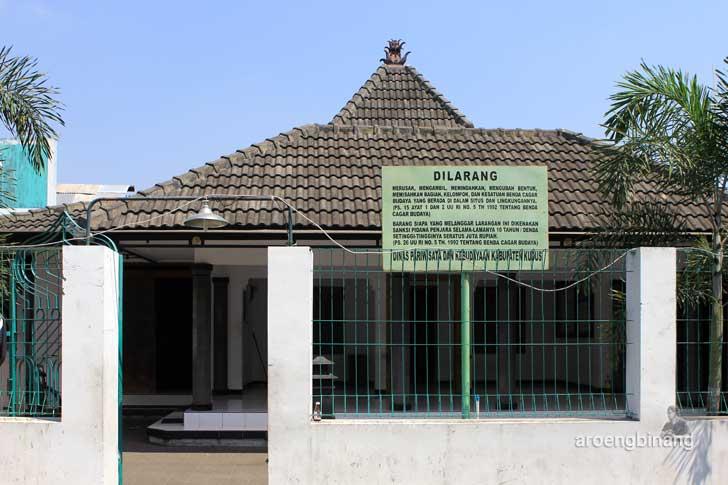 masjid madureksan kudus